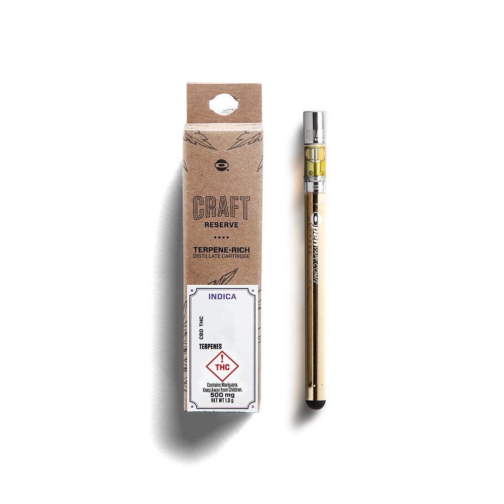 Orange Cream | O penVAPE | Craft Reserve Cartridge - Jane