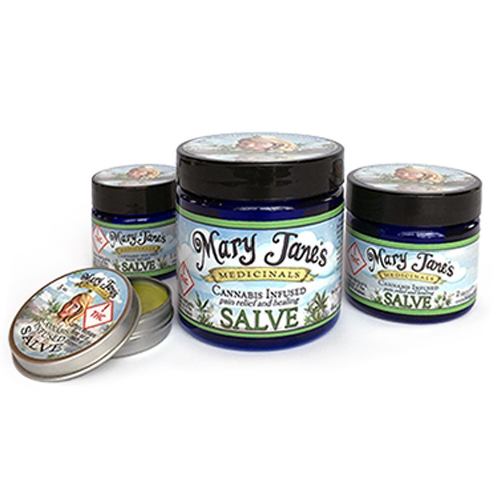 Salve [2oz] (44mg CBD/120mg THC)