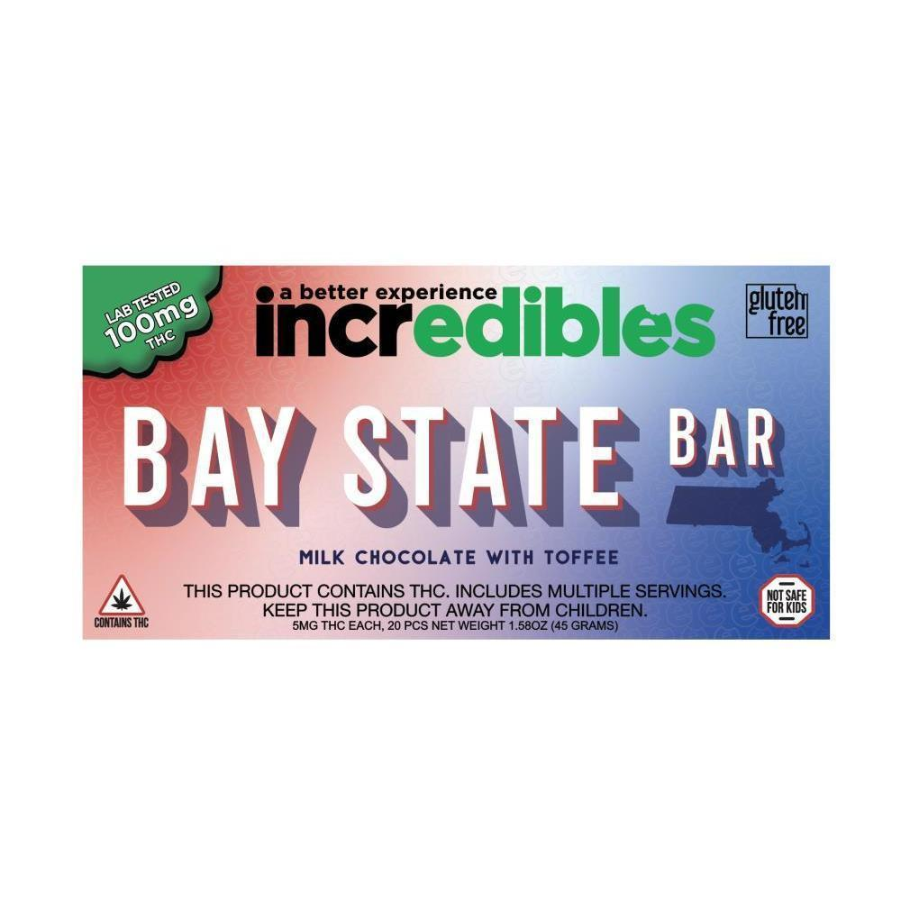 Bay State (100mg) | incredibles | Handcrafted Chocolate - Jane