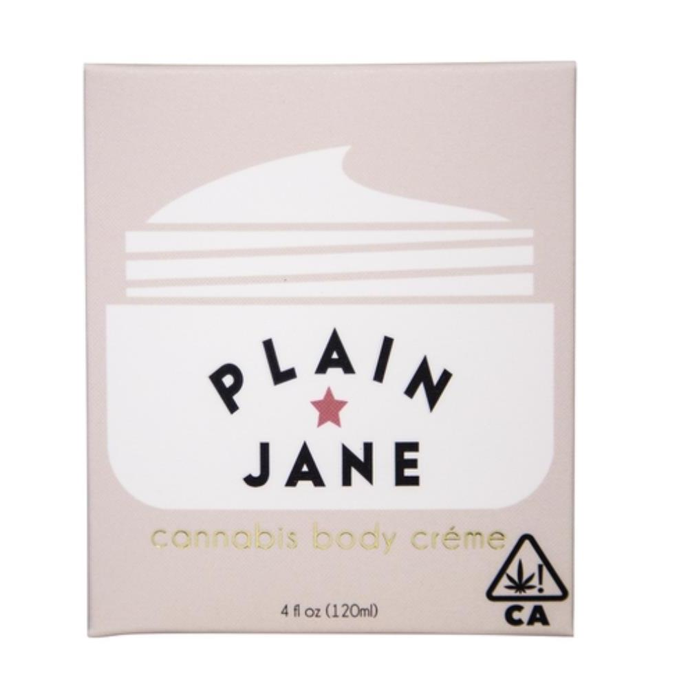 Plain Jane (200mg CBD) | High Gorgeous | Lotion - Jane