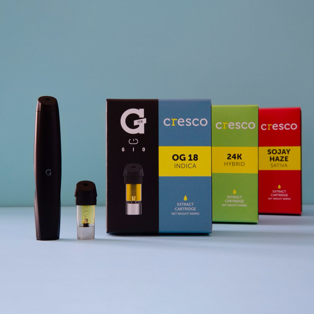 OG #18 | Cresco Labs | G Pen Gio Cartridge - Jane