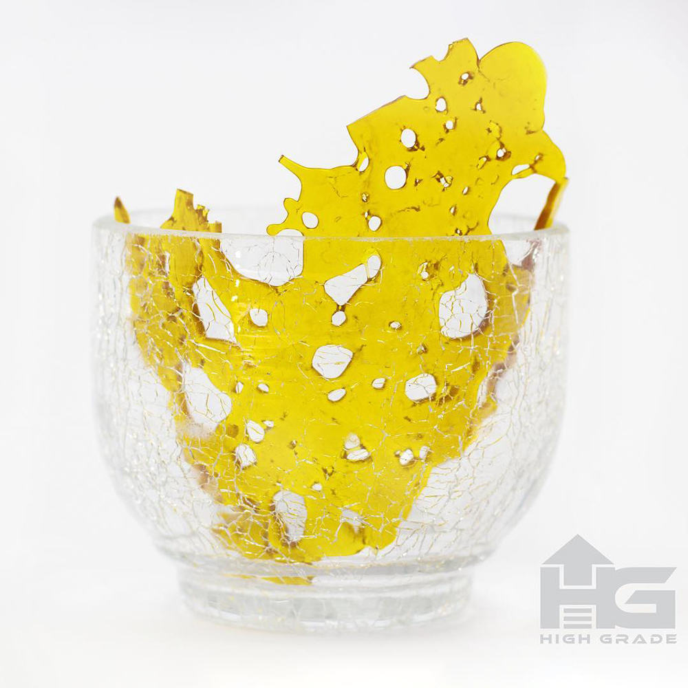 Hemlock | High Grade | Shatter - Jane